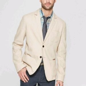 Goodfellow & Co Standard Fit 2 Button Blazer